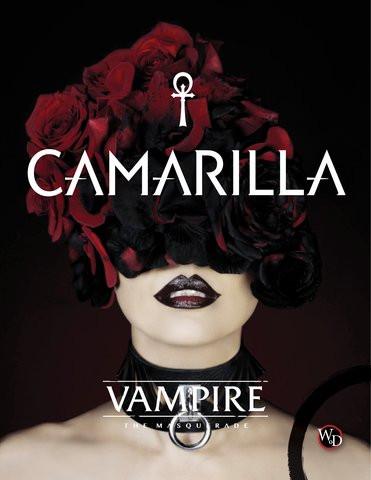 Vampire: The Masquerade 5th Edition: Camarilla Book engl.