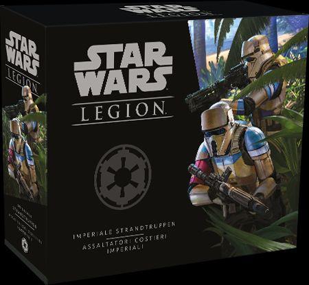 SW Legion: Imperiale Strandtruppen dt./itl.