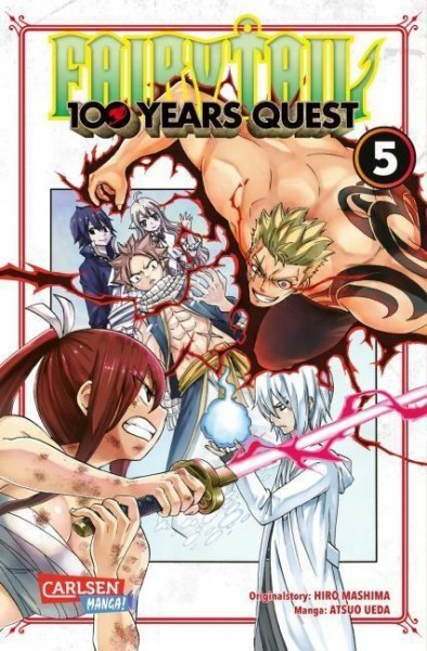 Fairy Tail - 100 Year Quest 05