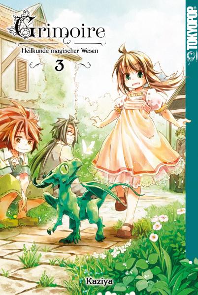 Grimoire, Heilkunde magischer Wesen 03