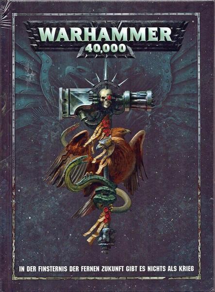 Warhammer 40000 Regelbuch (Deutsch) (40-02)