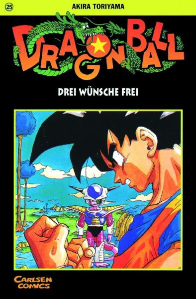 Dragon Ball 25 - Drei Wünsche frei