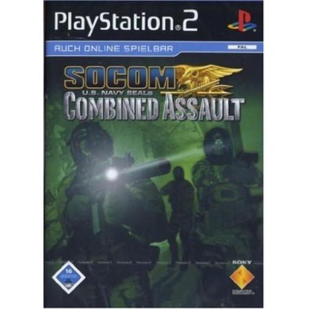 SOCOM: U.S. Navy SEALs: Combined Assault