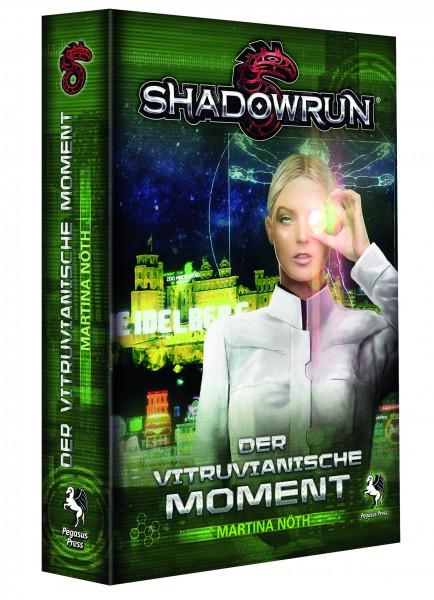 Shadowrun Roman: Der vitruvianische Moment