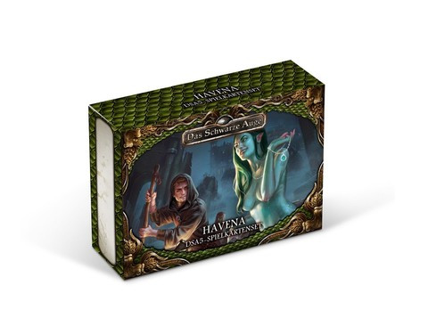 DSA5: Spielkartenset Havena