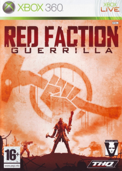 Red Faction: Guerrilla **