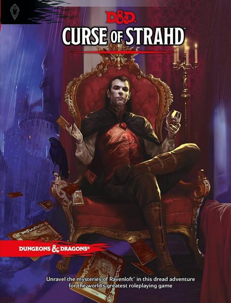 D&D RPG - Curse of Strahd (HC)