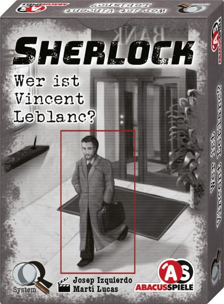 Sherlock III: Wer ist Vincent Leblanc?