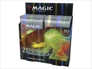 Zendikar Rising Collector Booster Display (12 Packs) - DE