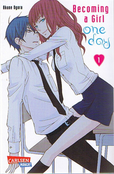 Becoming a Girl One Day 01