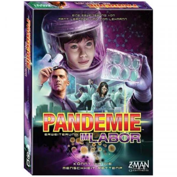 Pandemic - Im Labor Erweiterung