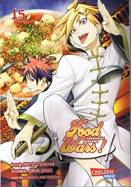 Food Wars - Shokugeki No Soma 15