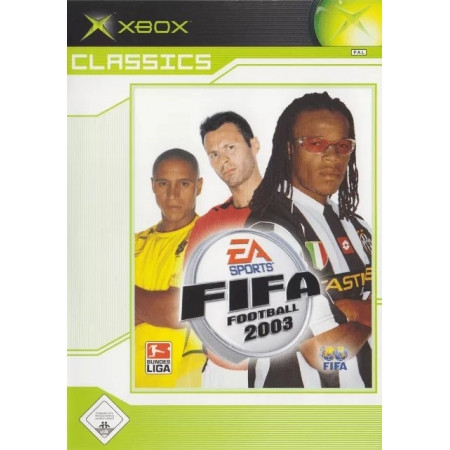 FIFA Football 2003 - Classics