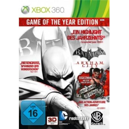 Batman: Arkham City - GOTY Edition