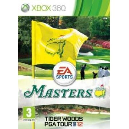 Tiger Woods PGA Tour 12: The Masters **