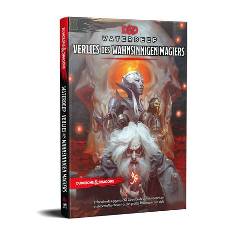 D&D RPG - Waterdeep: Das Verließ des wahnsinnigen Magiers