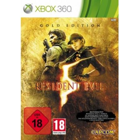 Resident Evil 5 - Gold Edition **