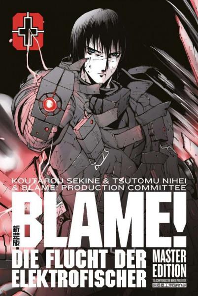 BLAME! Master Edition +: Die Flucht der Elektrofischer
