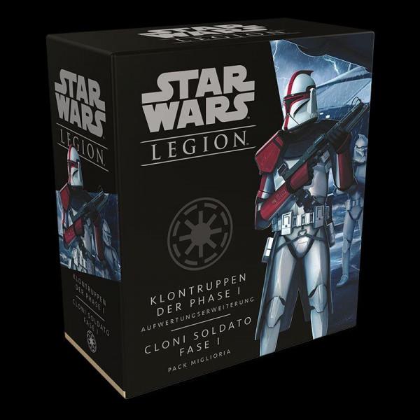 SW Legion: Klontruppen der Phase 1 (Upgrade) dt./it.