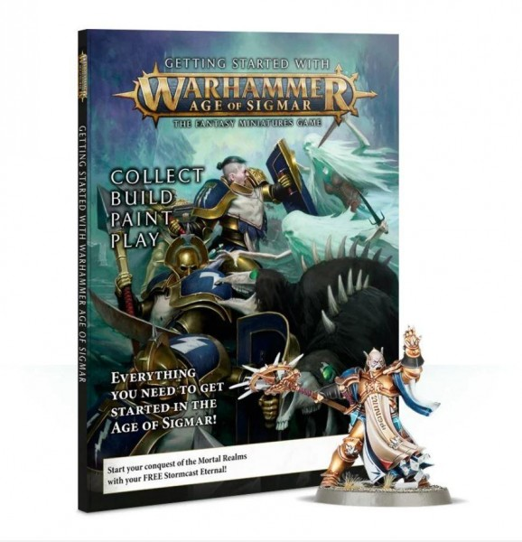 Getting Started With Age Of Sigmar (Eng) (80-16)