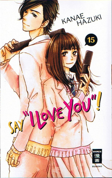 Say I love you! 15