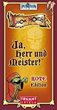 Ja, Herr und Meister! rote Edition