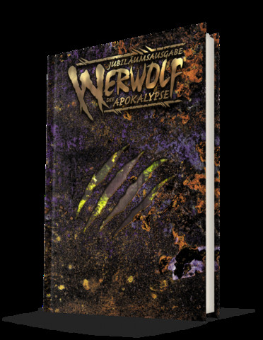 Werwolf: Die Apokalypse Jubiläumsausgabe Grundregelwerk W20