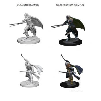 Dungeons & Dragons Nolzur`s Marvelous Unpainted Miniatures: W1 Elf Male Ranger
