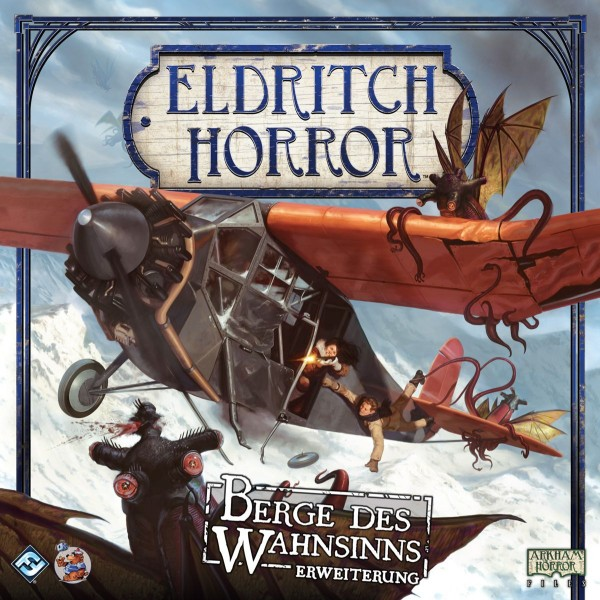Eldritch Horror: Berge des Wahnsinns de.