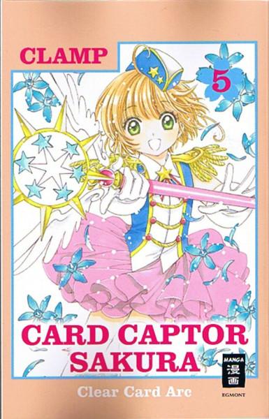 Card Captor Sakura - Clear Card Arc 05