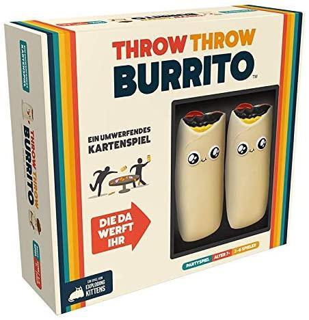 Throw Throw Burrito DE