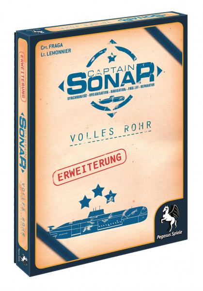 Captain Sonar - Volles Rohr erw.