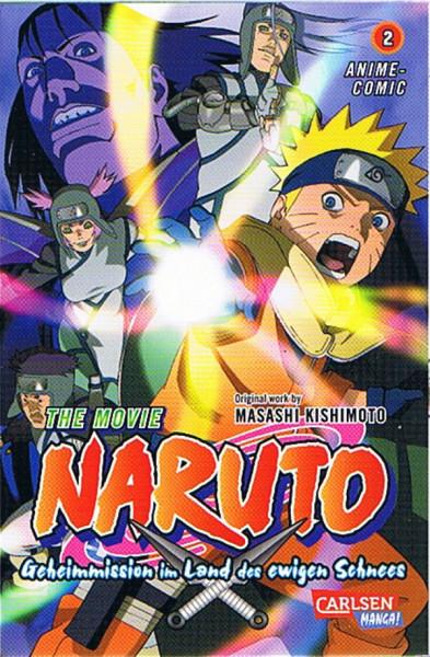 Naruto - Geheimmission im Land des ewigen Schnees 02