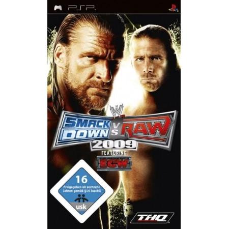 WWE: SmackDown vs. Raw 2009