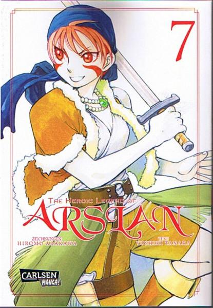 The Heroic Legend of Arslan 07