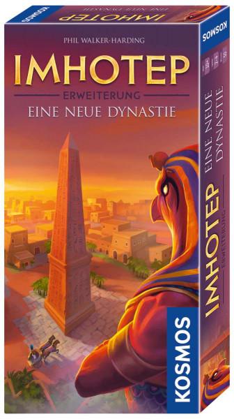 Imhotep - Eine neue Dynastie