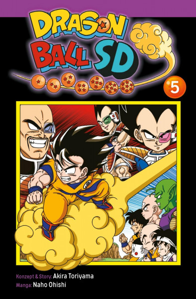 Dragon Ball SD 05