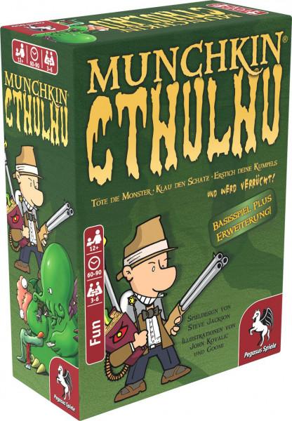 Munchkin: Cthulhu 1 + 2