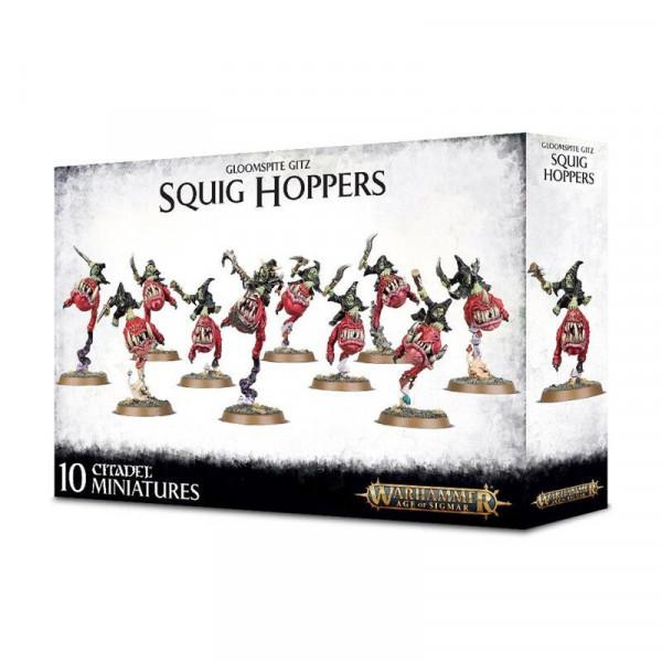 Gloomspite Gitz Squig Hoppers (89-44)