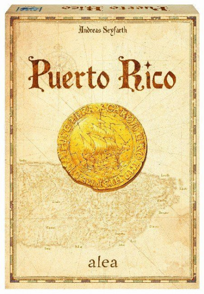 Puerto Rico Neues Design 2020