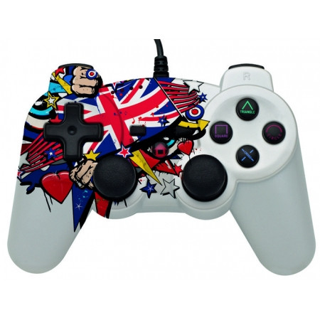 PlayStation 3 Wired Controller Big Ben - Limited Edition