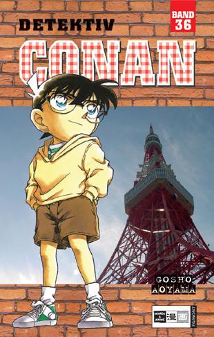 Detektiv Conan 36