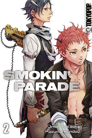 Smokin´ Parade 02