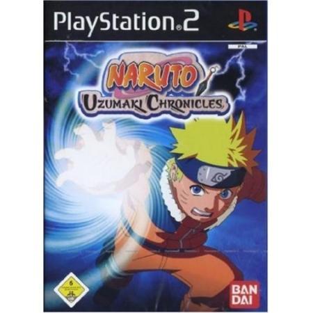 Naruto: Uzumaki Chronicles (Ohne Anleitung)