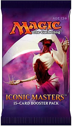 Iconic Masters Booster en.