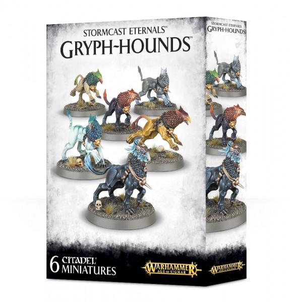 Stormcast Eternals Gryph-Hounds (96-31)