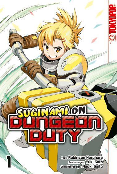 Suginami on Dungeon Duty 01