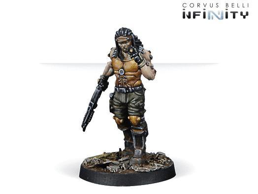 Joe Scarface Turner Mercenary TAG Pilot