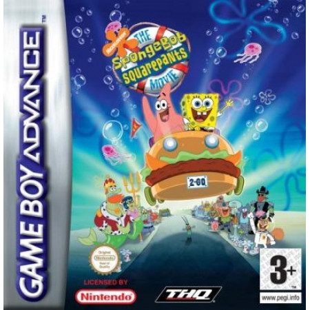 Spongebob Squarepants: The Movie Movie