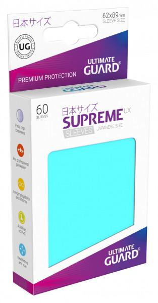 Supreme Sleeves Japan Size UX Aquamarin (60)